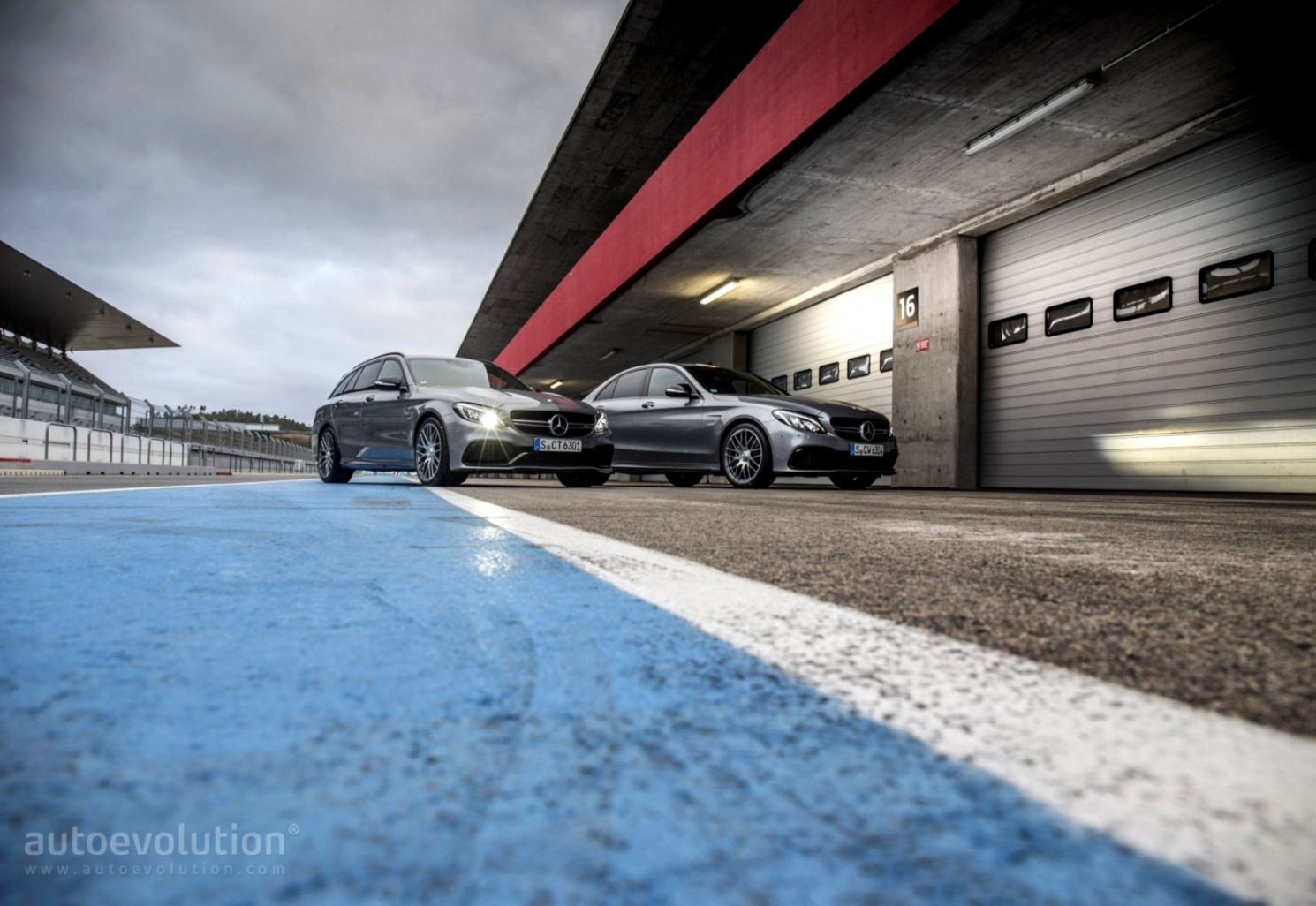 2016 Mercedes AMG C63 and C63 S HD Wallpapers the European Muscle