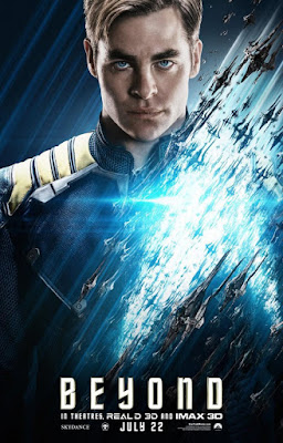 Star Trek Más Allá - Chris Pine (Capitán James T. Kirk)