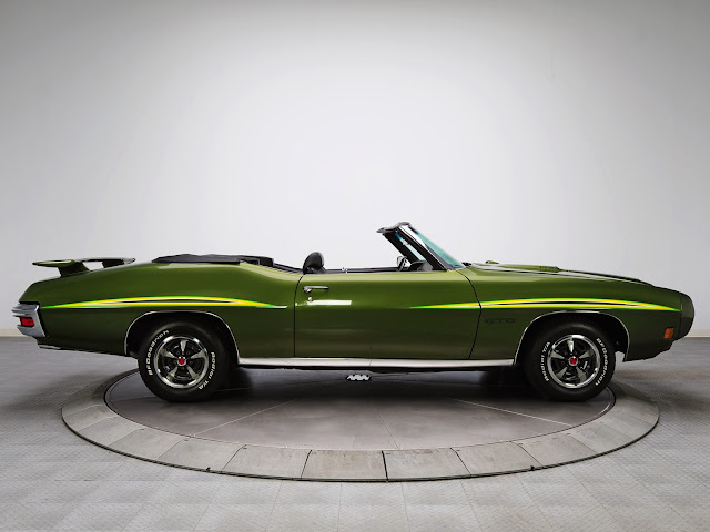 Pontiac GTO The Judge Ram Air III Convertible