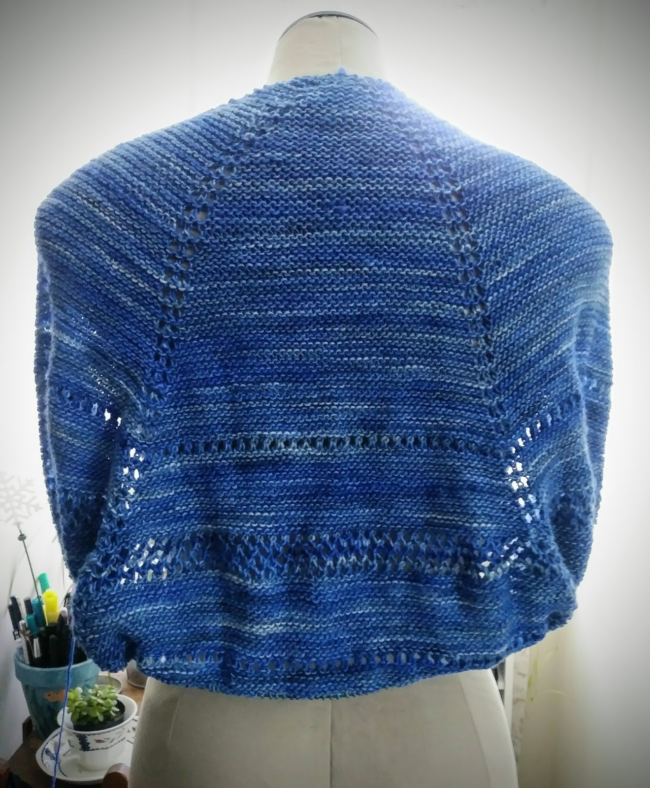 Jeannie Gray Knits: May 2019