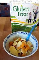 Nestlé Gluten Free Cornflakes zum Frühstück