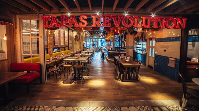 A Spanish Lunch Date at Tapas Revolution in Newcastle