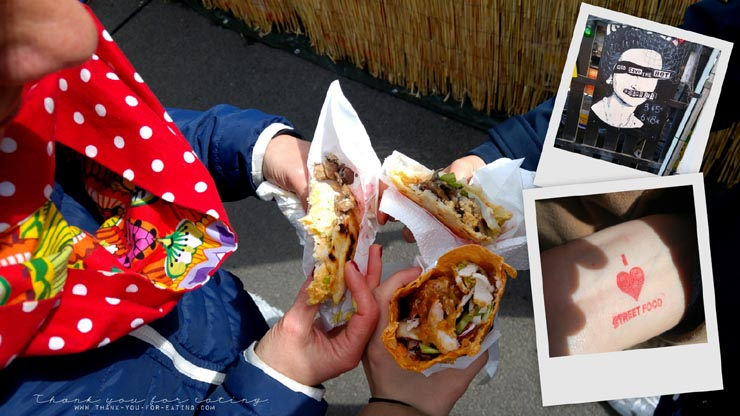 Streetfood Market So geht Sächsisch