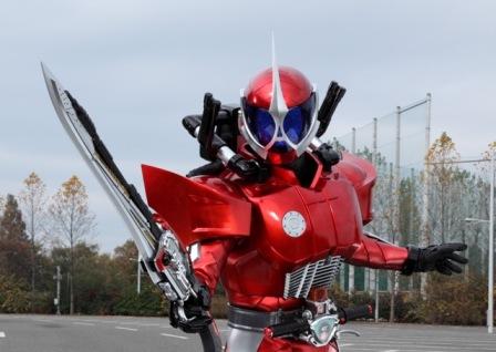 My Shiny Toy Robots: Series REVIEW: Kamen Rider W  Kamen Rider Accel