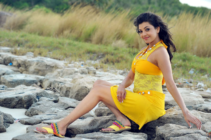 kajal agarwal from businessman, kajal agarwal spicy photo gallery