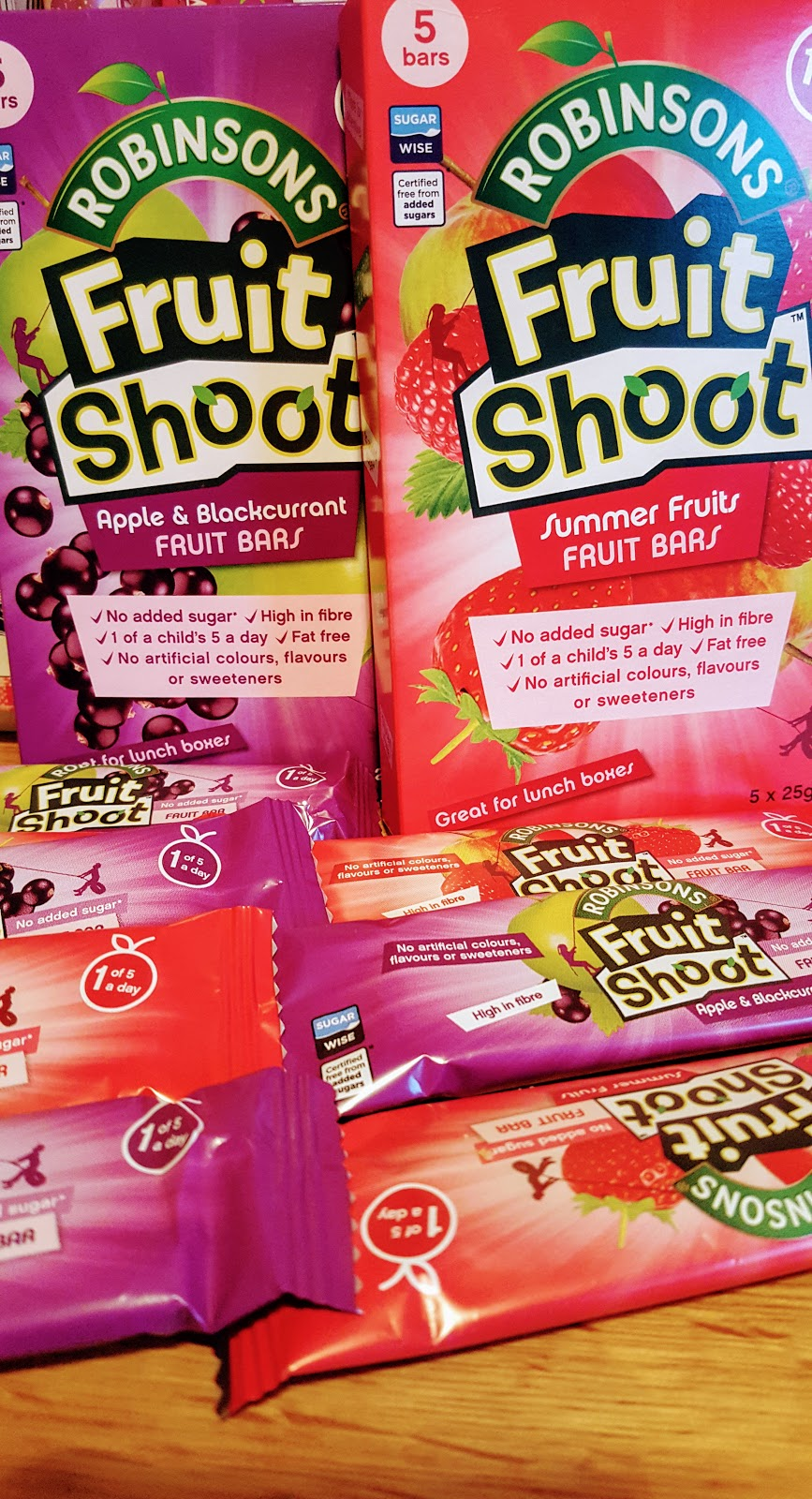 New Fruit Shoot Fruit Bars That Are Also Gluten-Free
