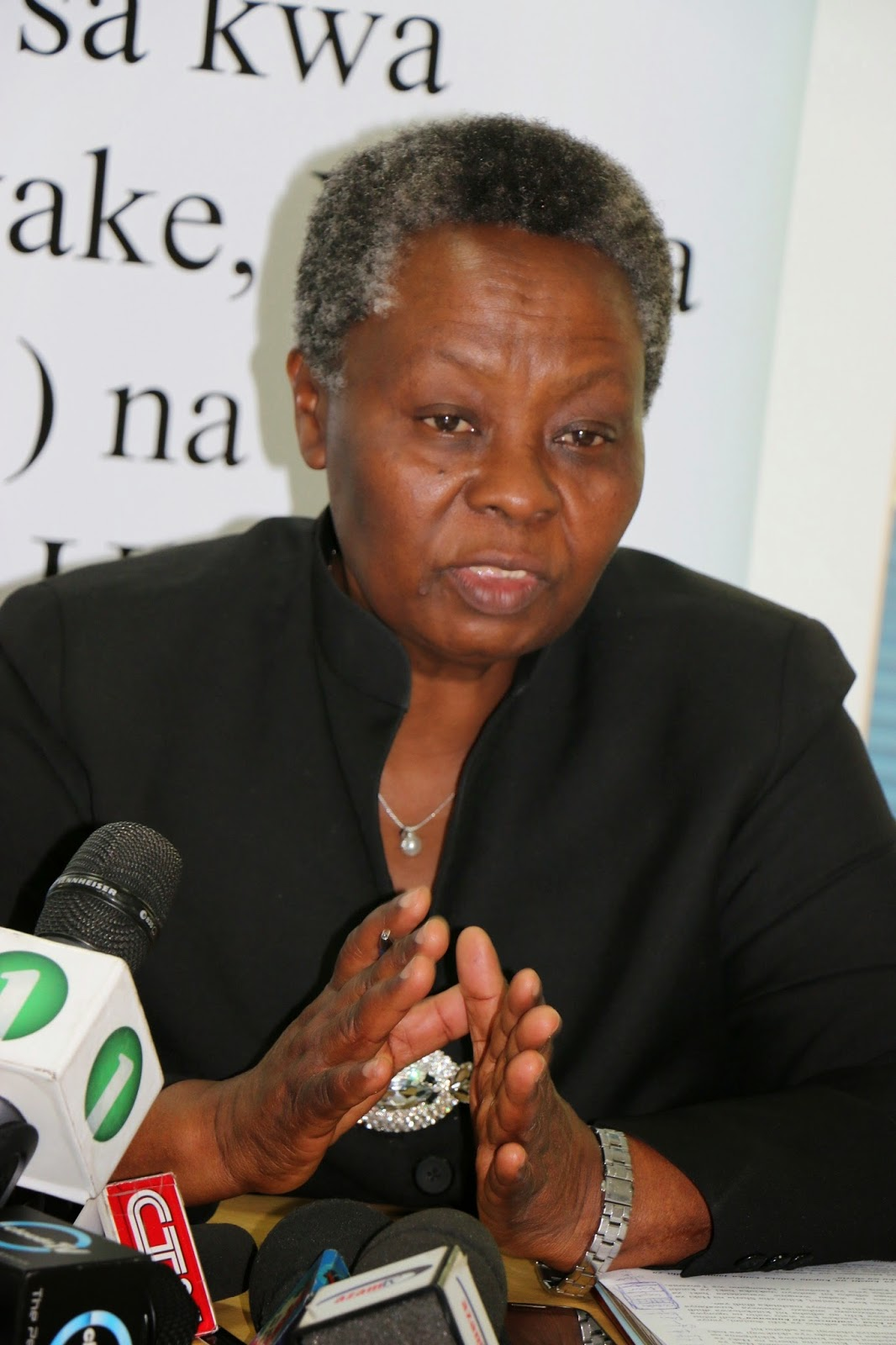 Dk Hellen Kijo-Bisimba