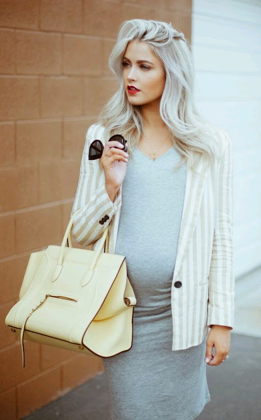 THE HOT SPOT: Maternity Style: How To Style That Bump