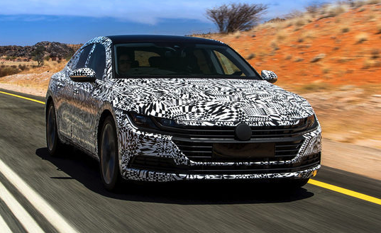 2018 Volkswagen Arteon Review and Release - Price