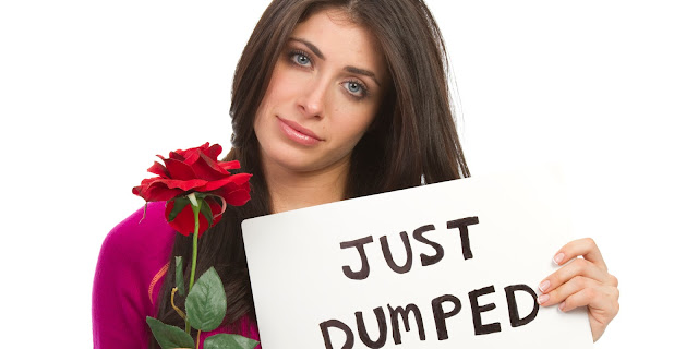 Top my 10 things to do after getting dumped!