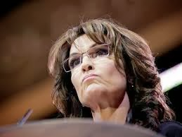A Picture of Sarah Palin about obama care