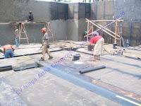 waterproofing membrane bagian 7 pada basement