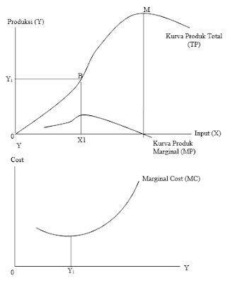 Kurva Biaya Marjinal (Marginal Cost)