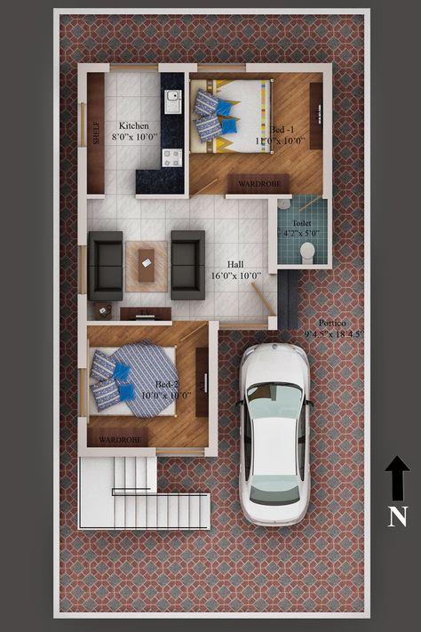 190+ Makan Ka Naksha With Design Photos (2020) वास्तु