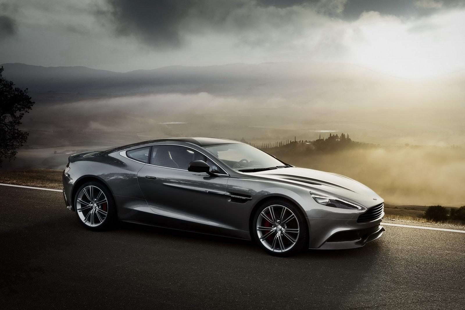 Okokno : Aston Martin Vanquish