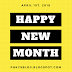 HAPPY NEW MONTH/ HAPPY EASTER/ APRIL FOOLS DAY