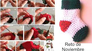5 Adornos Navideños a Crochet Paso a Paso DIY