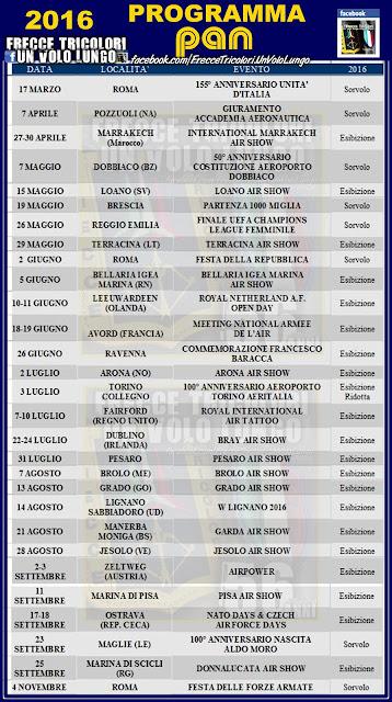 Frecce Tricolori 2020 Calendario.Frecce Tricolori Un Volo Lungo Frecce Tricolori Calendario