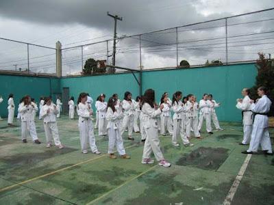 Centro Juvenil Heraldos Madrid (Sector Femenino)
