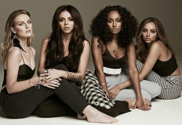 As meninas do Little Mix confirmaram que já estão trabalhando no quarto álbum de estúdio!