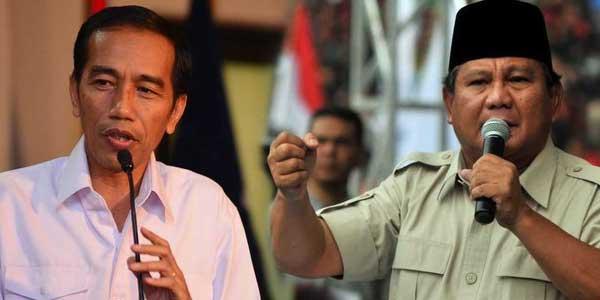 Warganet Bandingkan Pidato Jokowi dengan Prabowo