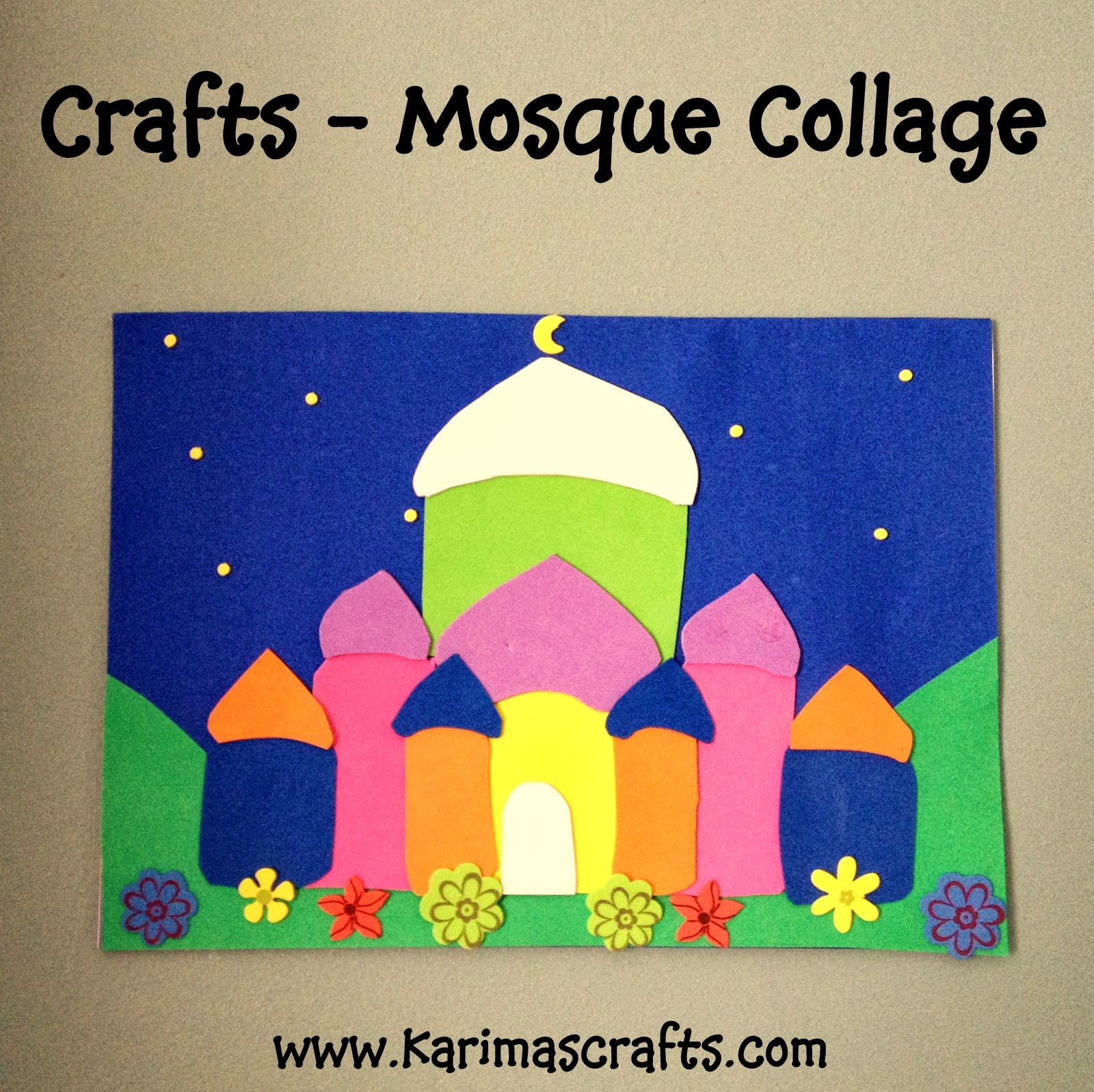 Karima S Crafts 30 Days Of Ramadan Crafts
