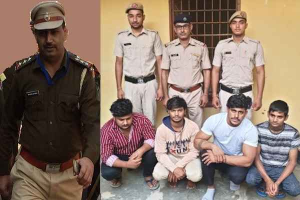 gurugram-sector-31-cia-naveen-parashar-team-arrested-4-badmash