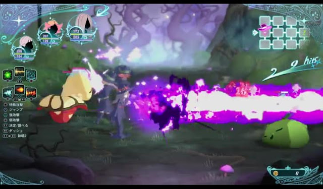 Little Witch Academia: Chamber of Time Screenshot-3