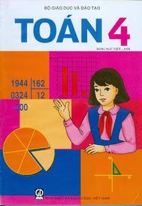 Sách Giáo Khoa Toán Lớp 4