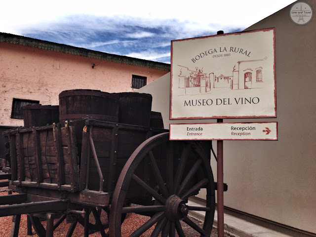 museu do vinho la rural mendoza