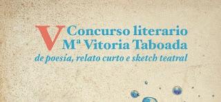 http://tarabelateca.blogspot.com.es/2018/04/v-concurso-literario-m-vitoria-taboada.html