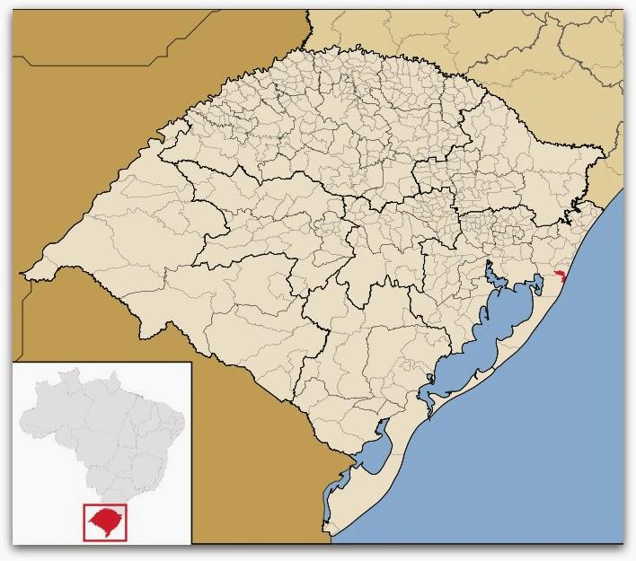 Balneário Pinhal, Rio Grande do Sul