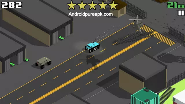 Smashy Road: Wanted Mod Apk
