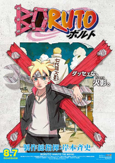 Download Boruto Naruto the Movie Sub Indo