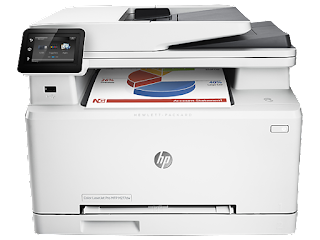 HP Color LaserJet Pro MFP M277dw Driver Download for Windows and Mac OS