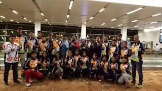 बिहार की पहली खिलाडी निशा परवीन ने बनाई इंडिया कराटे टीम मे अपनी जगह