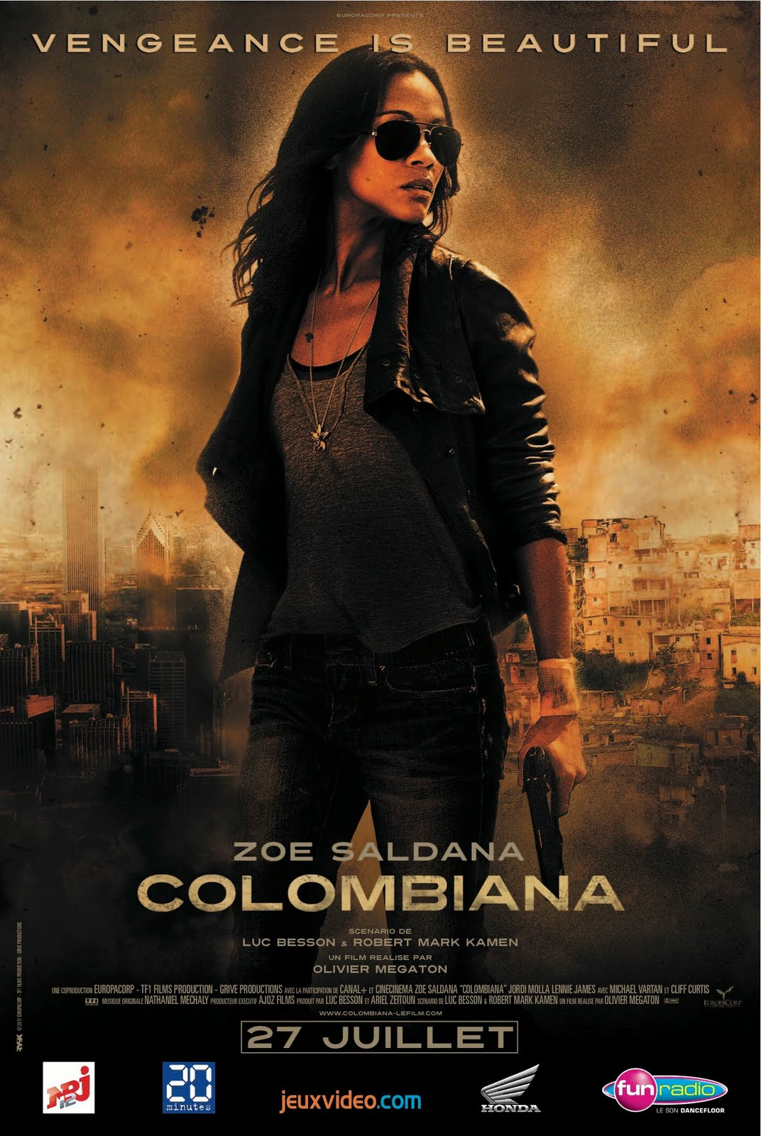Columbiana Film