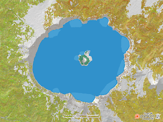 Lo-res preview of the lake map
