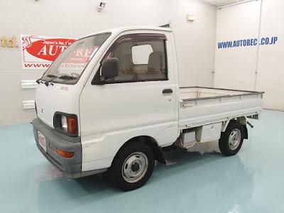19535AAN7 1994 Mitsubishi Mini cab 0.35ton 4WD