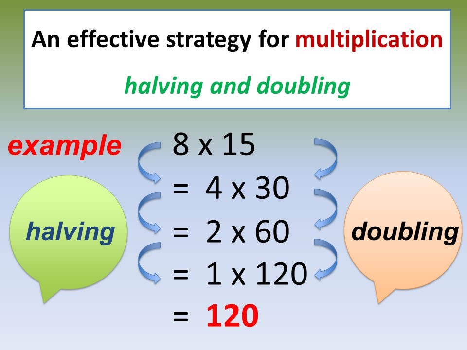 solve a simpler problem math strategy