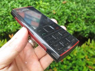 Hape Jadul Nokia X2-00 Phonebook 1000 Slot MicroSD Seken Mulus