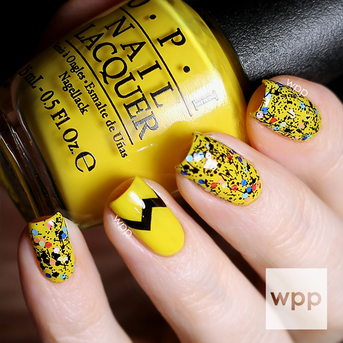 OPI Limited Edition Peanuts Collection (Halloween 2014)
