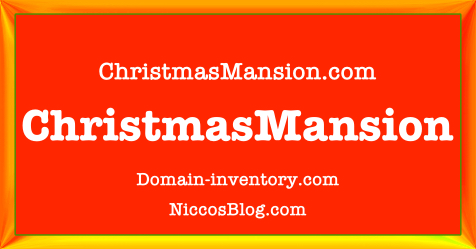 ChristmasMansion.com
