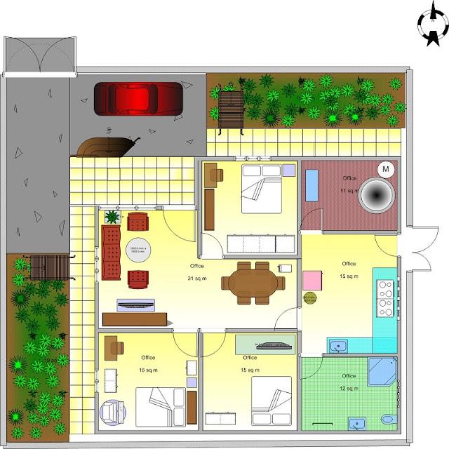 Tips Jitu Membuat Desain Rumah Impian