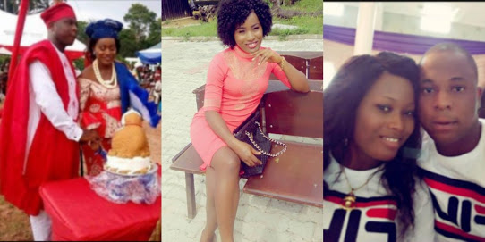 Pregnant Wife Beaten To Death By Husband Just 19-days After Their Wedding? (Photos)