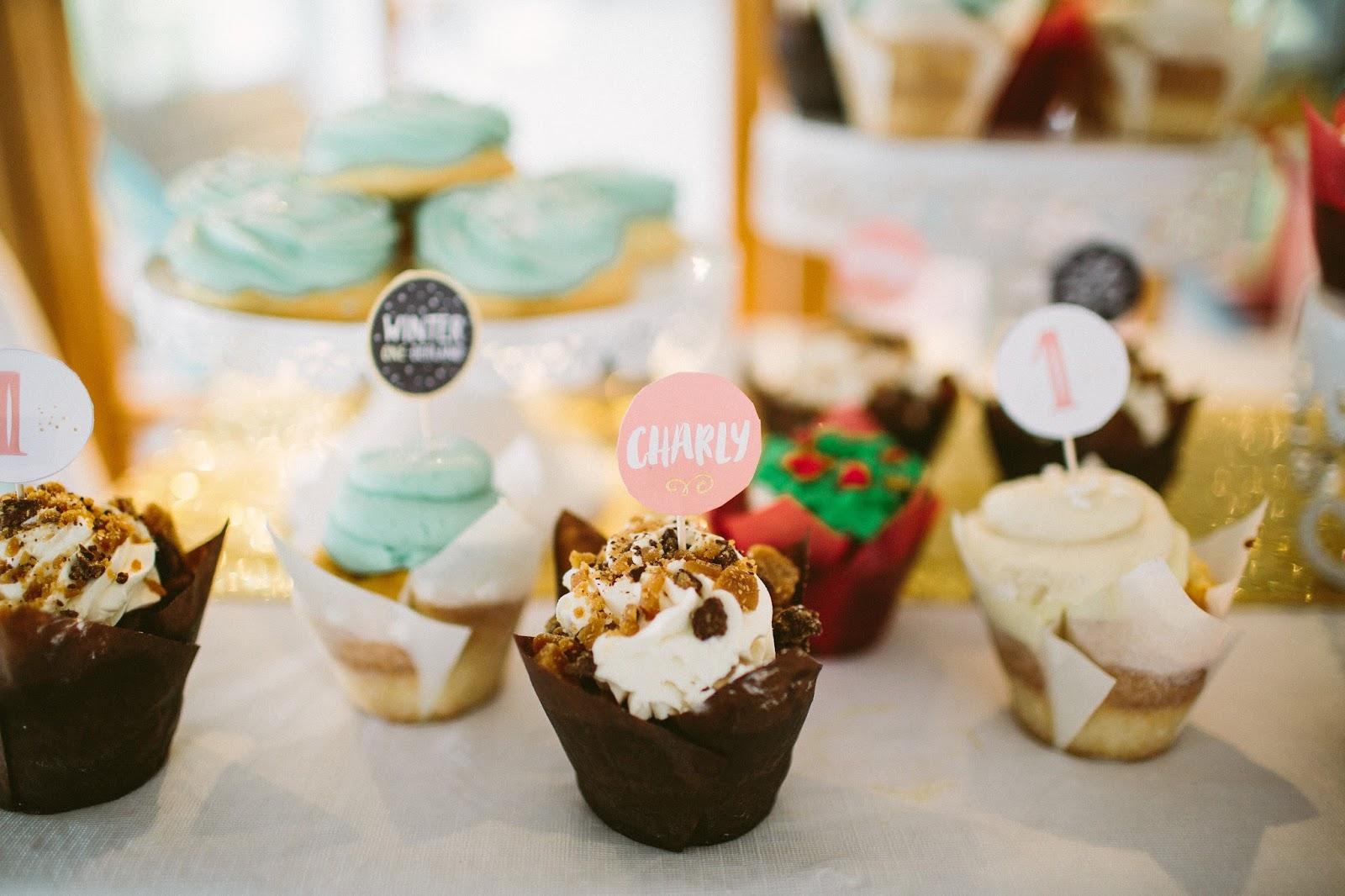 Cravings Cupcakes, Birthday Party Cupcakes, Cupcakes