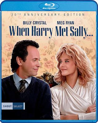 When Harry Met Sally 1989 30th Anniversary Edition Blu Ray