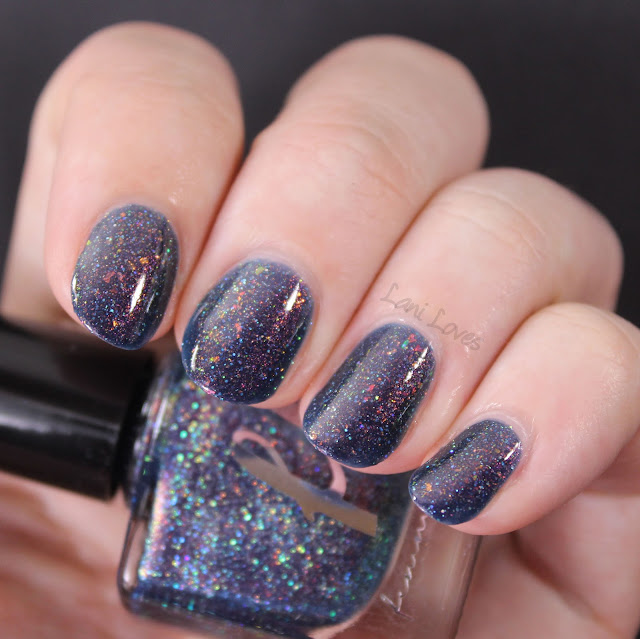 Femme Fatale Nameless One Nail Polish Swatches & Review