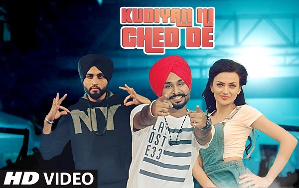 KUDIYAN NI CHED DE LOVE BHULLAR Music Video PREET HUNDAL Latest Punjabi Songs 2017