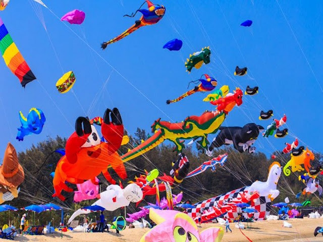 Quang Nam to host int'l kite festival